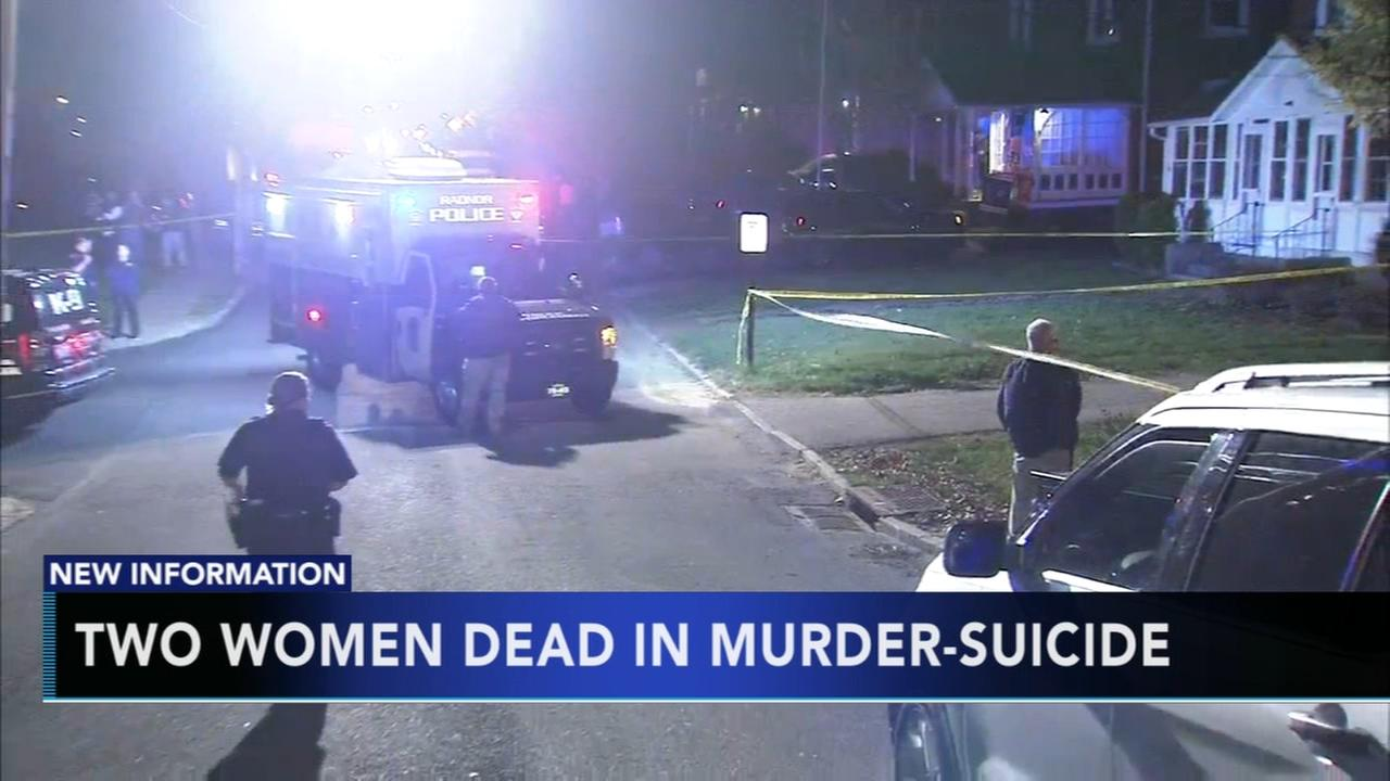Police: No danger to Bryn Mawr residents after murder-suicide