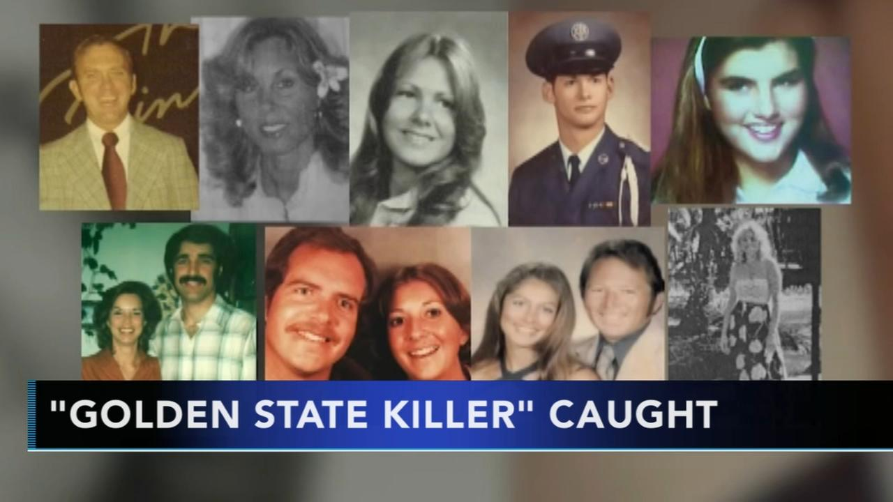 DNA linked former police officer to serial killings in California