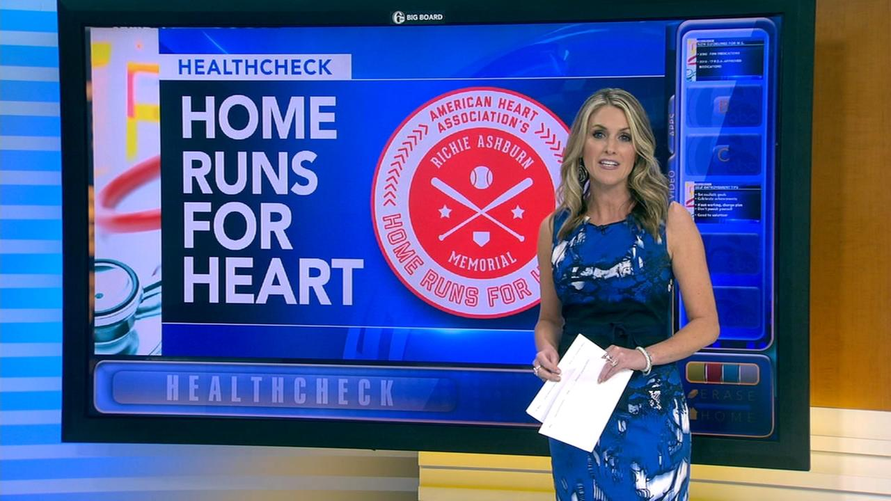 Action News members slug Home Runs for Heart