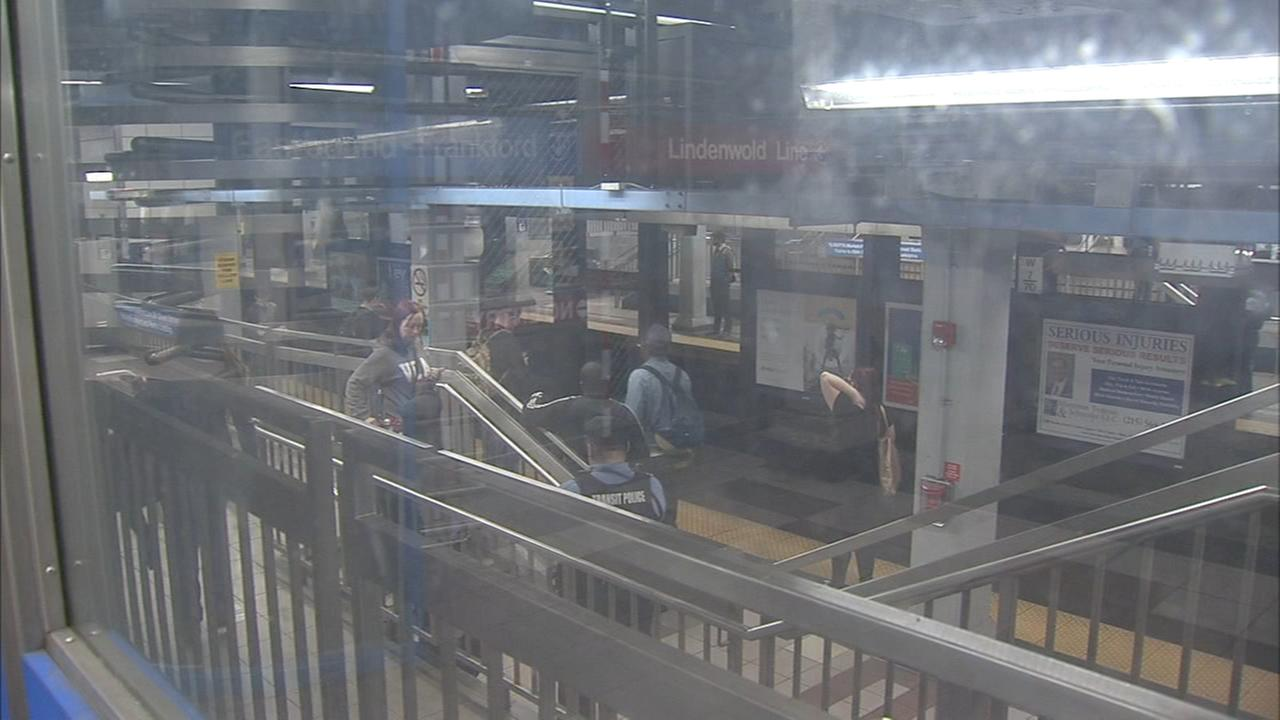 Two teens stabbed on SEPTA platform
