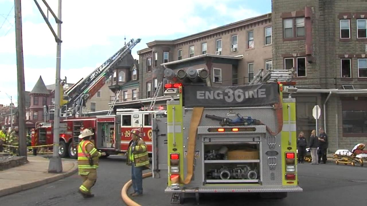 Woman killed in hotel fire