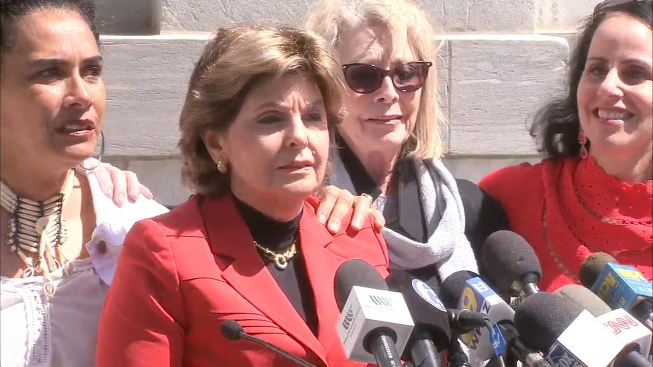 RAW VIDEO: Accusers attorney reacts to Cosby verdict