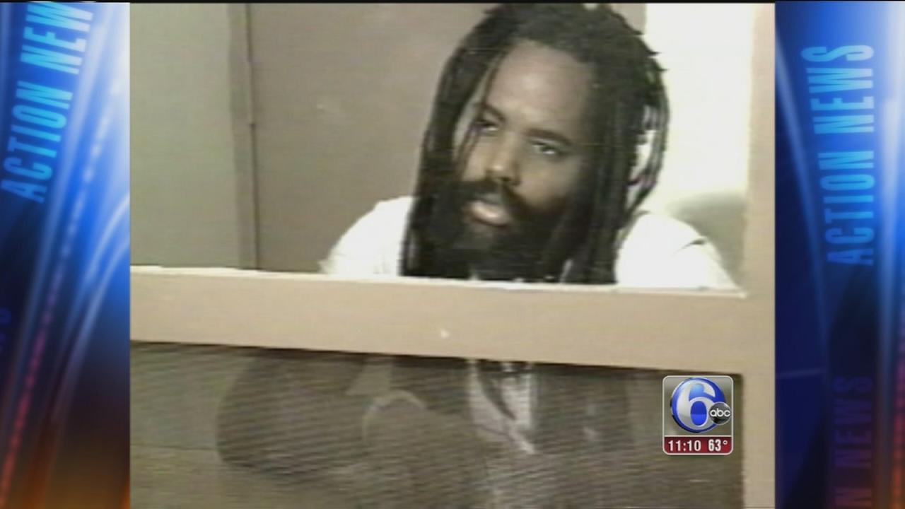 VIDEO: Abu-Jamals speech prompts bill support
