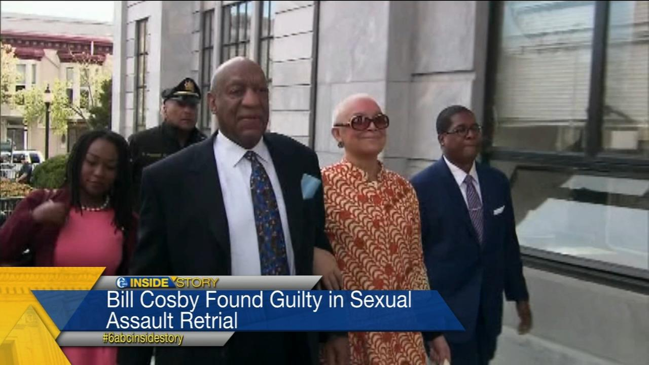 Inside Story (Pt. 1): Bill Cosby found guilty