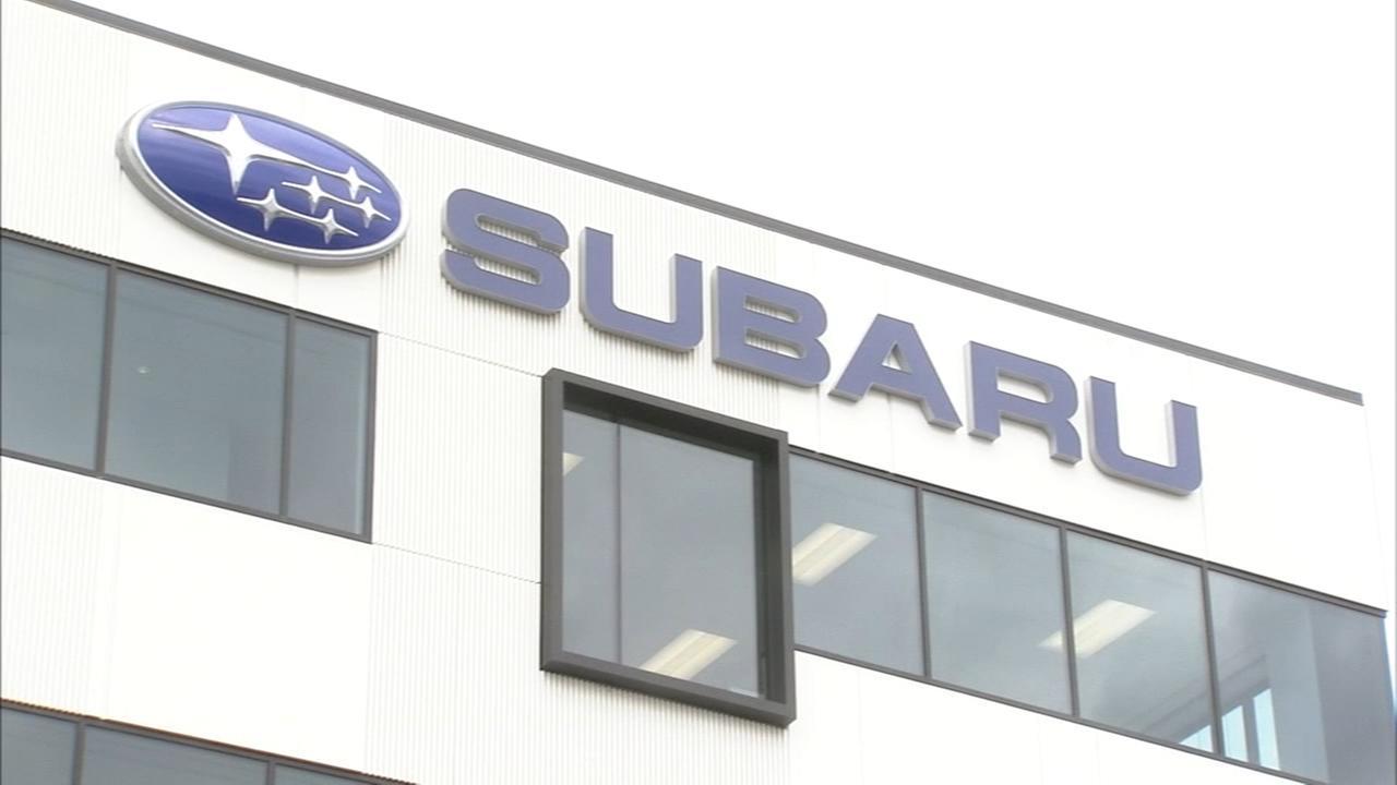 Camden residents hopeful as Subaru opens headquarters