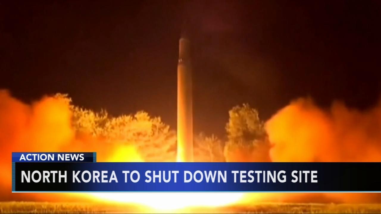 North Korea to shut down testing site