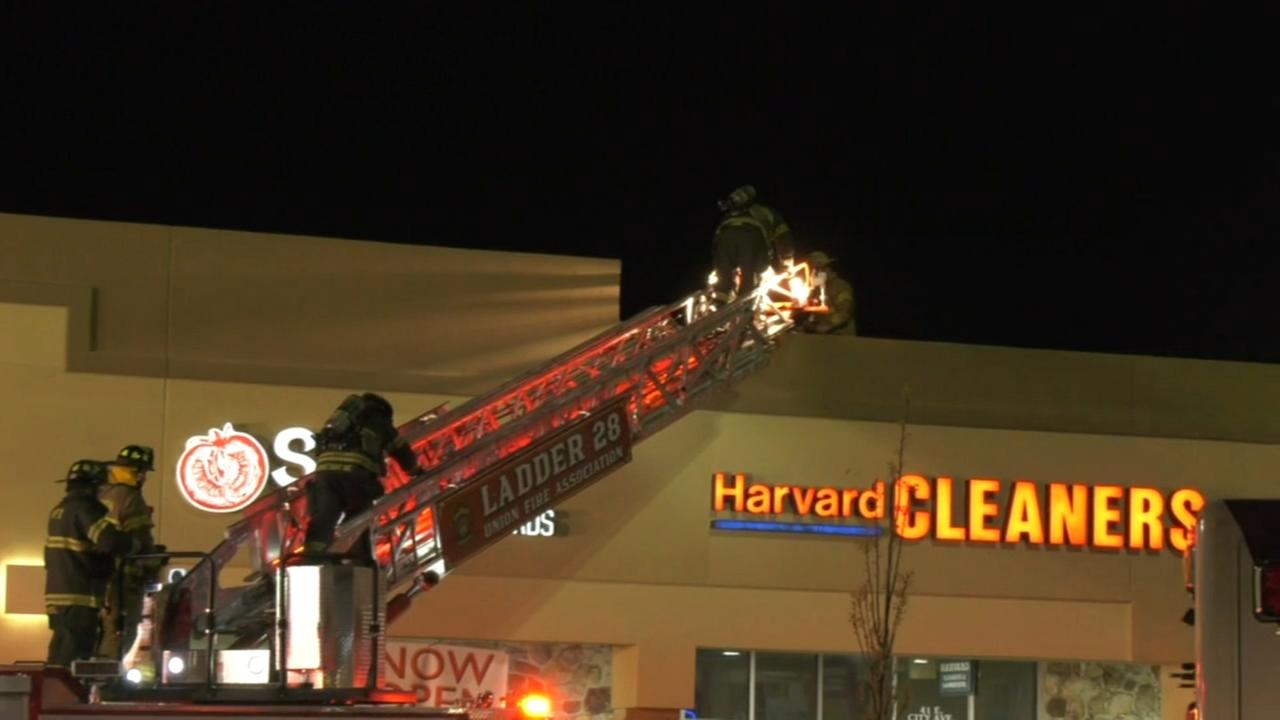 Fire damages 3 businesses in Bala Cynwyd
