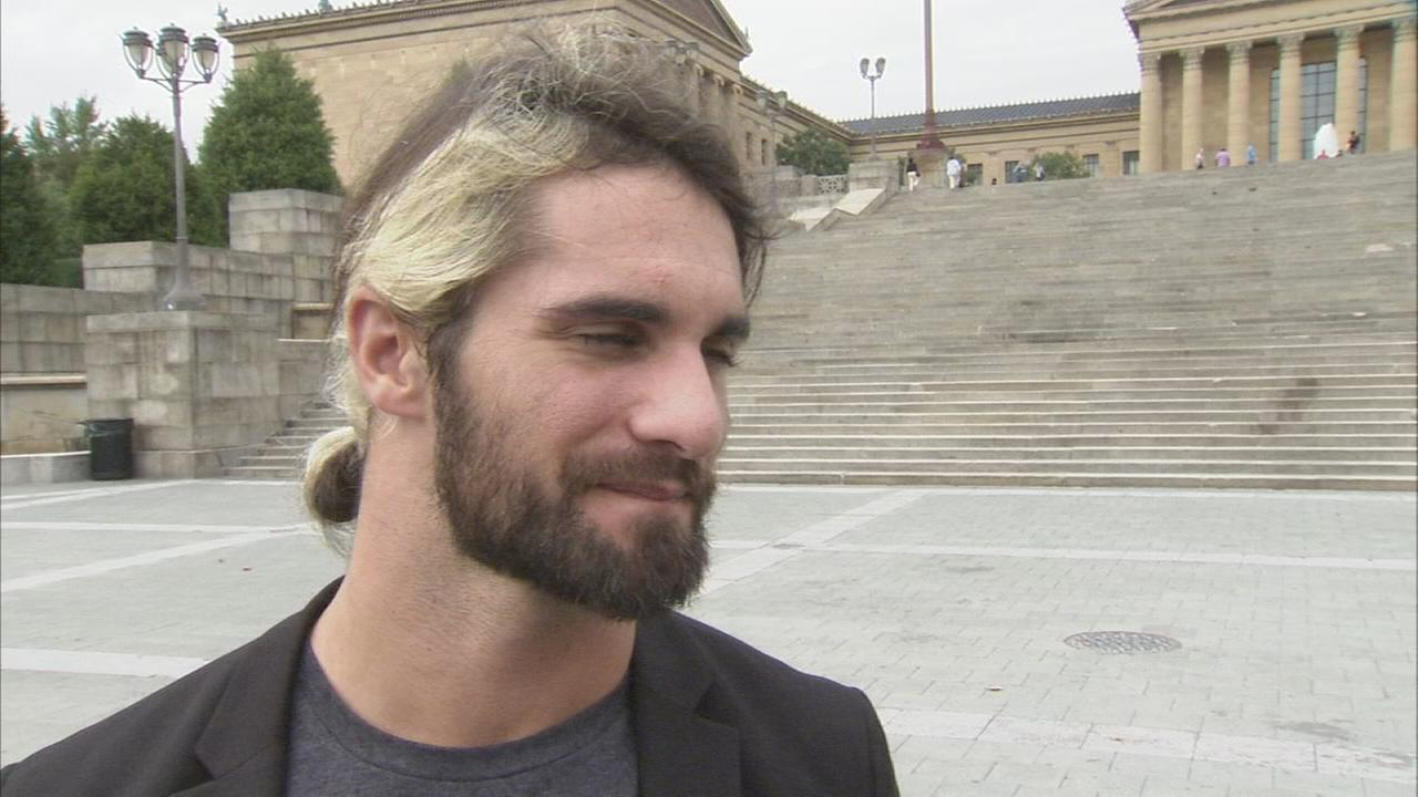 VIDEO: Seth Rollins full interview