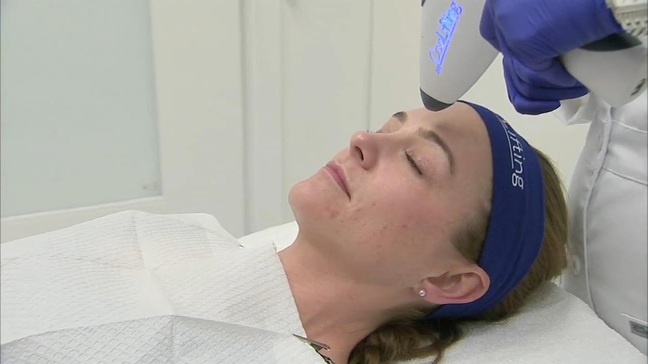 New facial treatment promises selfie-ready skin in minutes