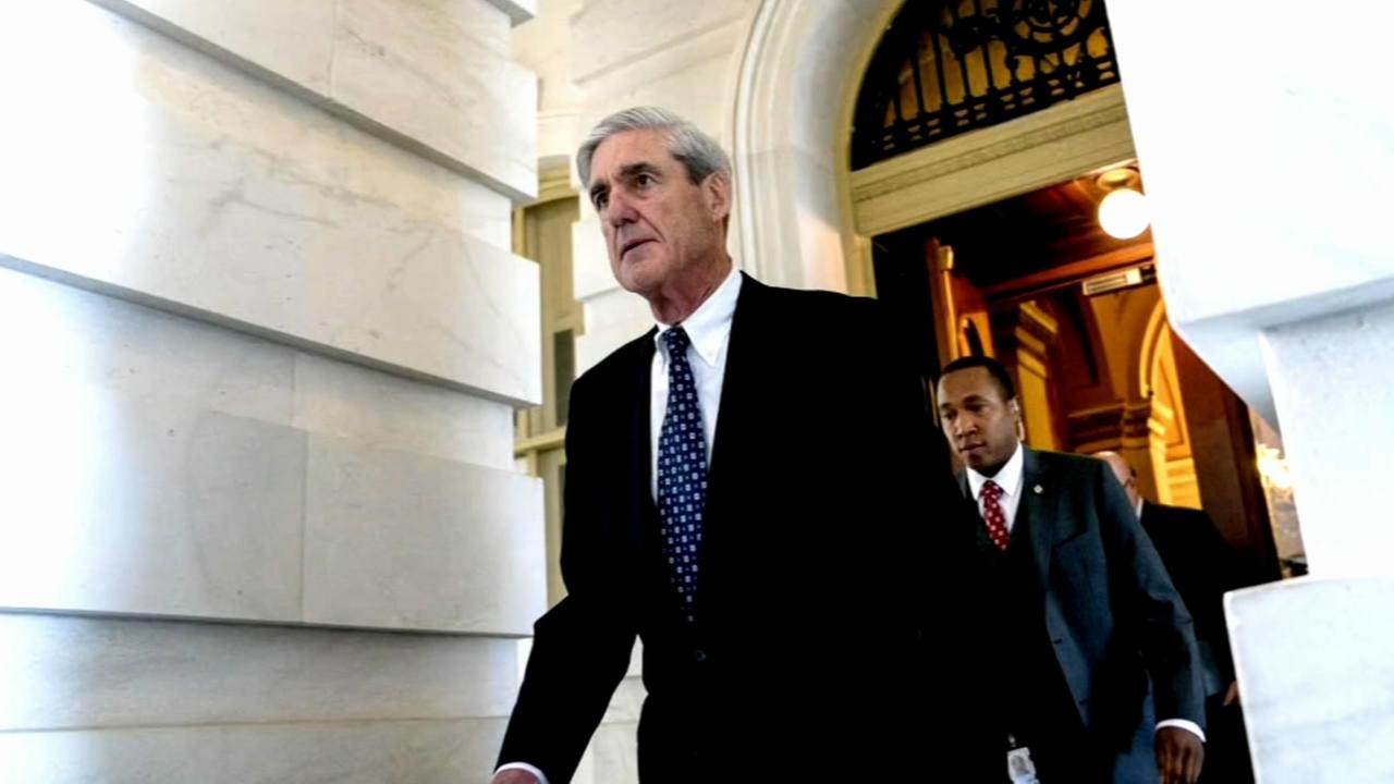 Report: Mueller team gives Trump lawyers a list of questions