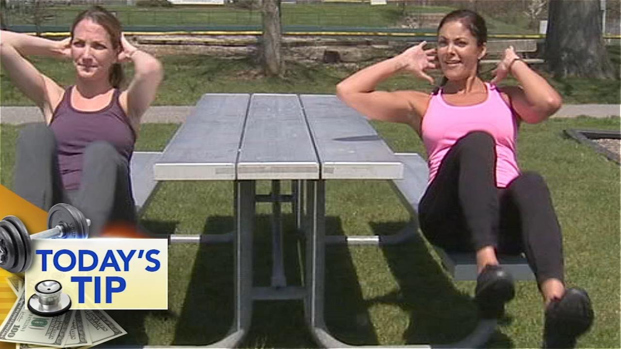 Outdoor core! - Todays Tip