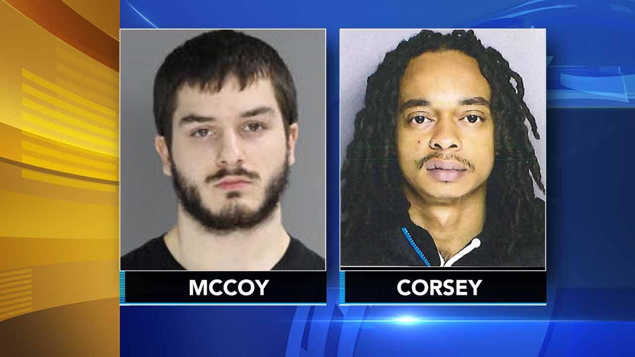 2 charged in shooting death of Phoenixville High School student