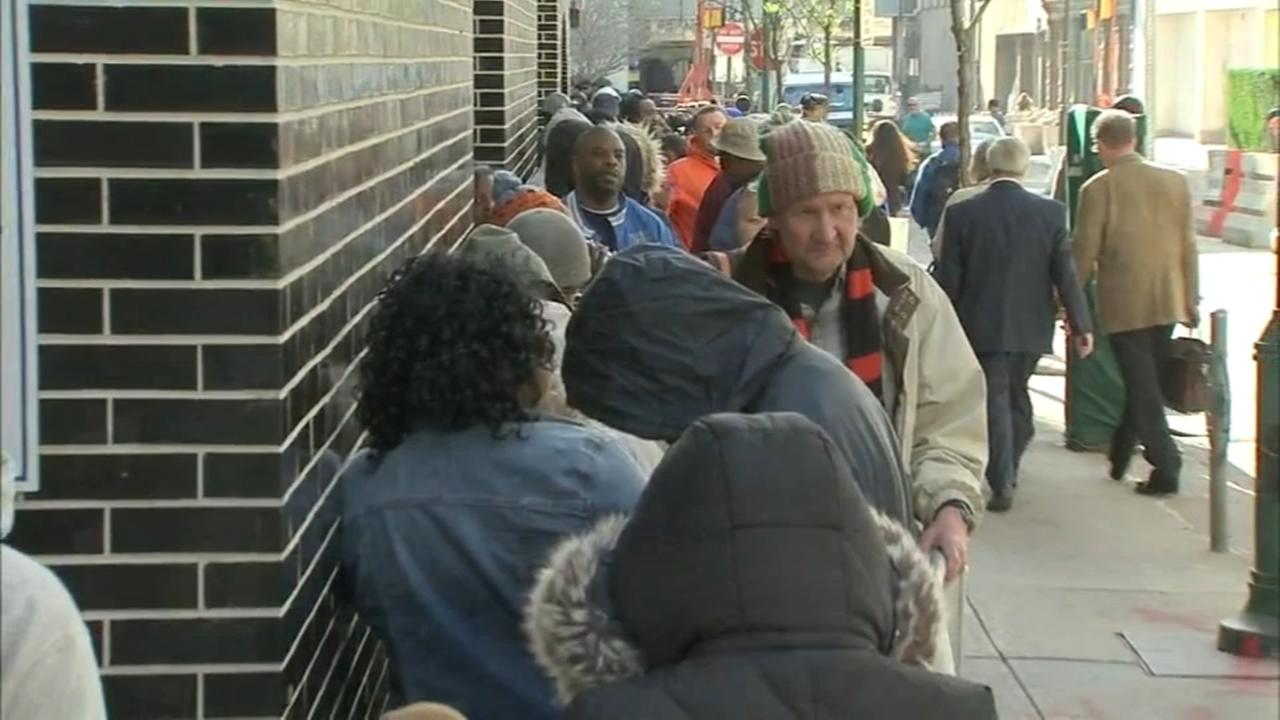 Long lines again at Philadelphia Parking Authority