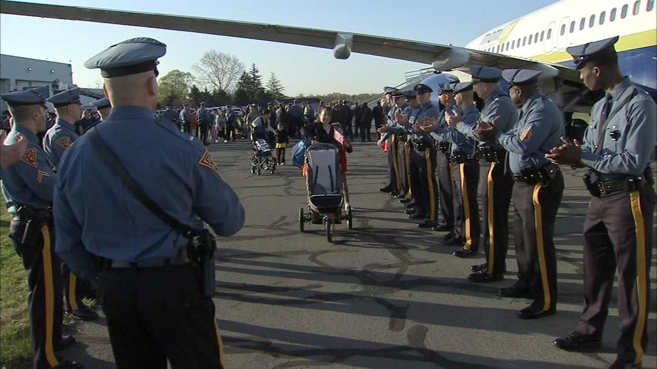Disney trip for deserving kids takes off from NJ