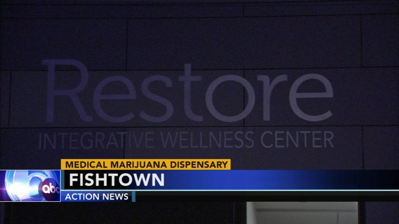 Medical marijuana dispensary opening in Fishtown