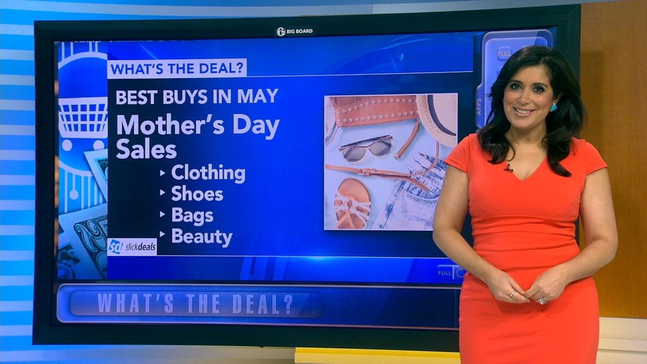Whats the Deal: Best buys in May