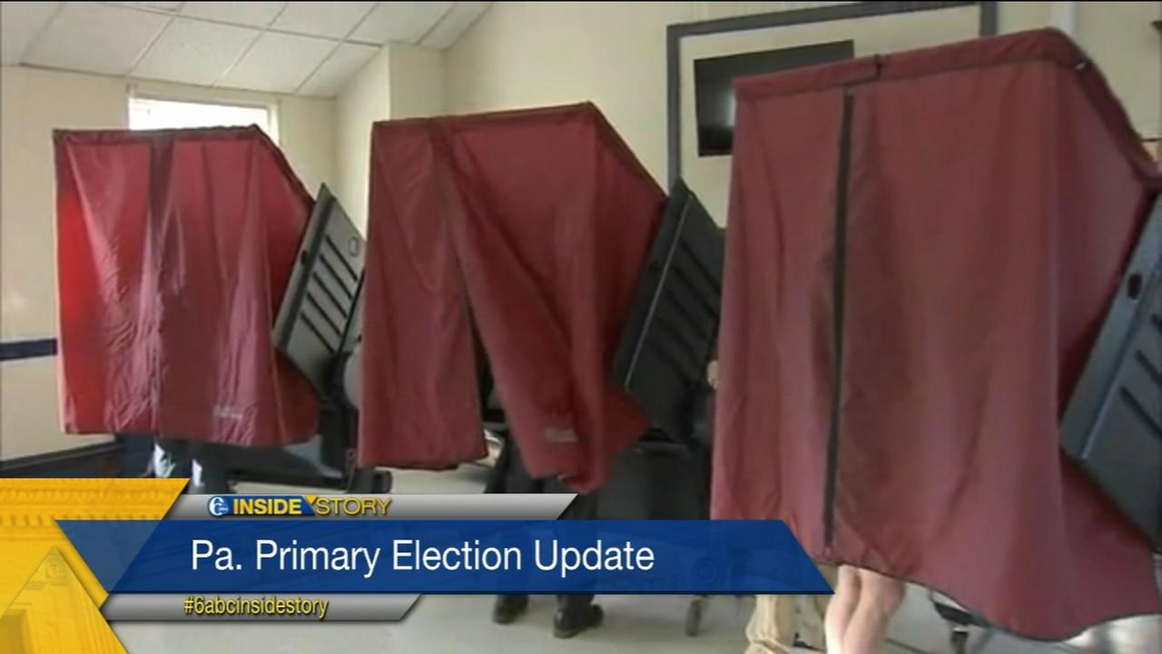 Inside Story (Pt. 1): Previewing the Pa. Primaries