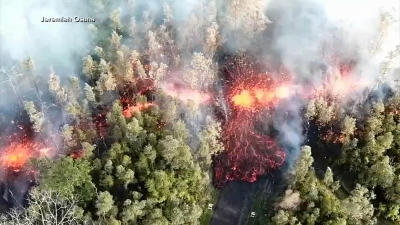 Local expert discusses volcano eruption in Hawaii