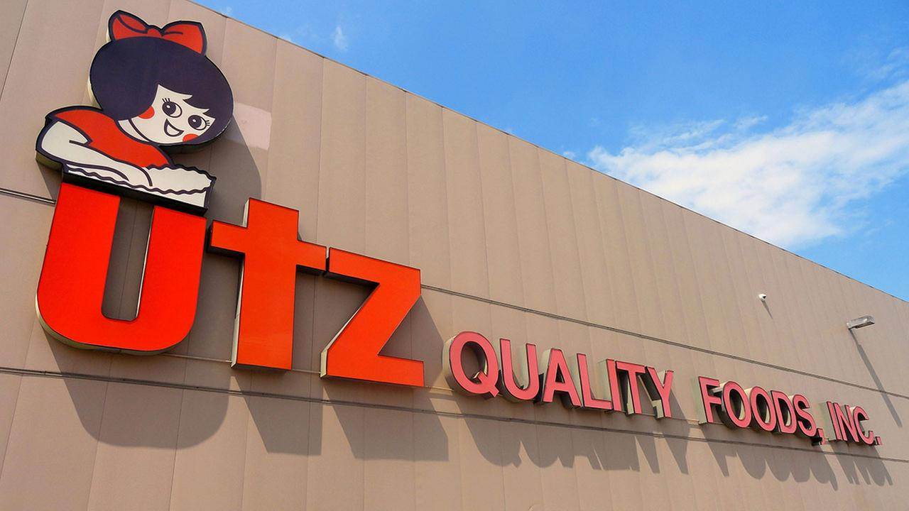 Utz recalls some tortilla chips over possible milk allergen