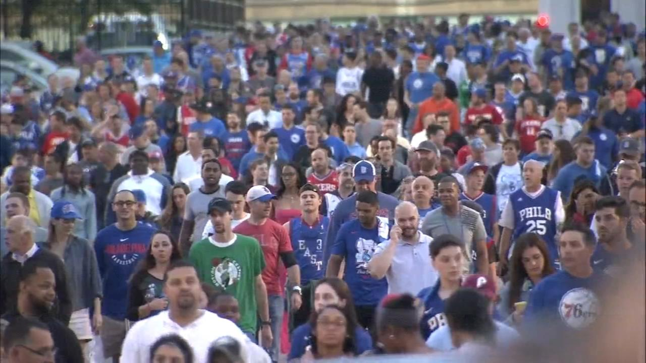 Sixers fans devastated over game 3 loss, but still hopeful