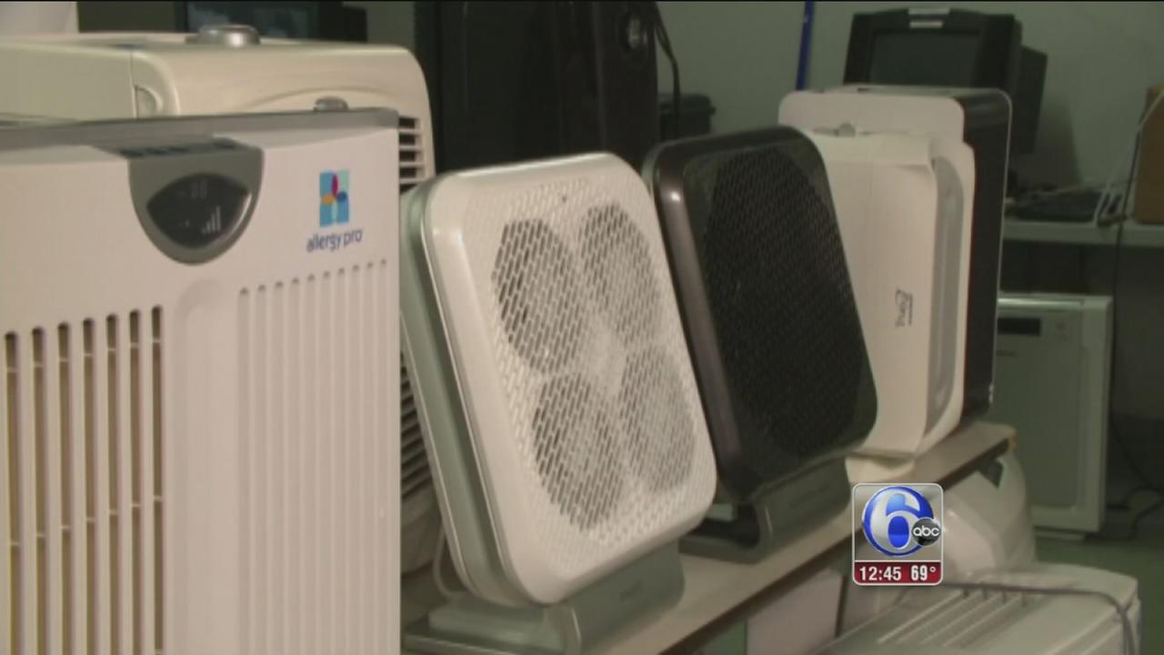 VIDEO: Consumer Reports puts air purifiers to the test