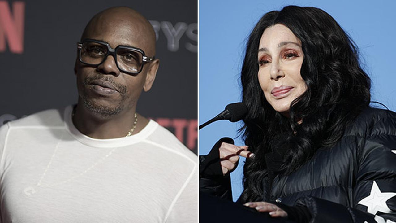 Cher, Chappelle playing Borgata for 15th anniversary