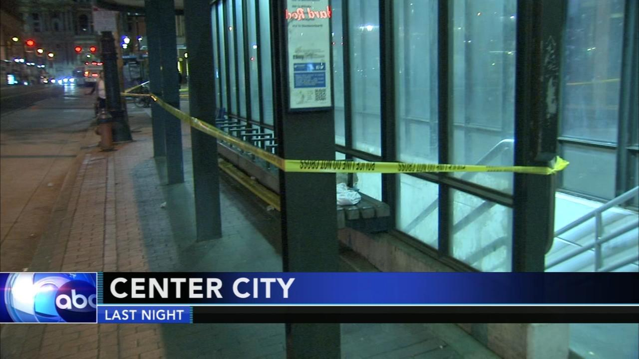 Man injured in Center City fight