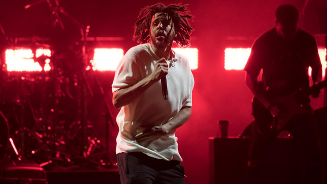 J. Cole announces North American 'KOD' tour