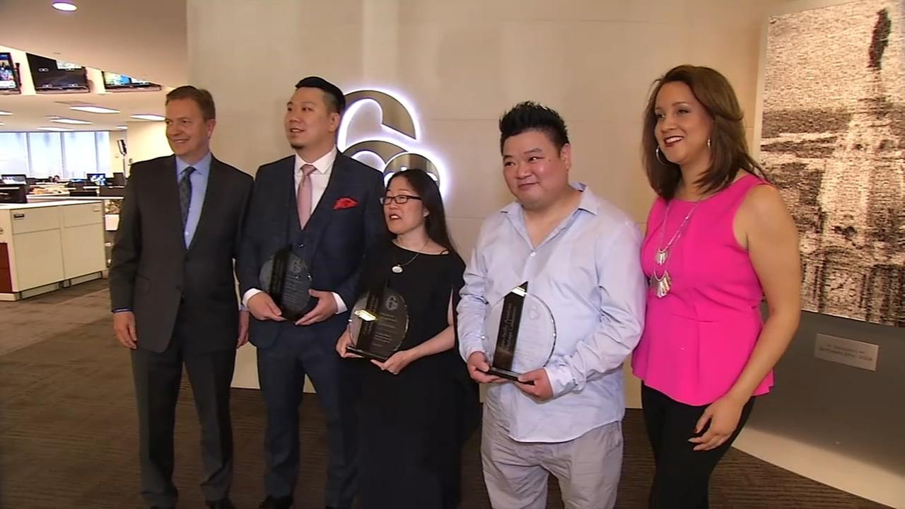 6abc Celebrates Asian American - Pacific Islander Heritage Month