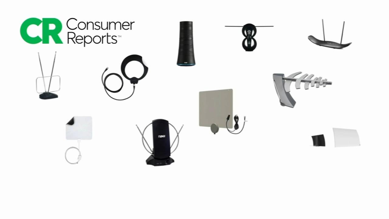 Consumer Reports tests best indoor TV antennas
