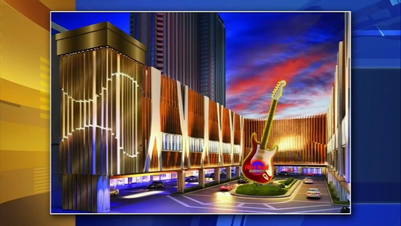 Hard Rock granted casino license in Atlantic City