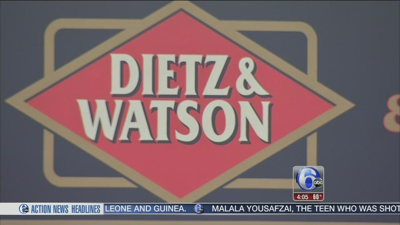 VIDEO: DIetz and Watson breaks ground on Philly facility