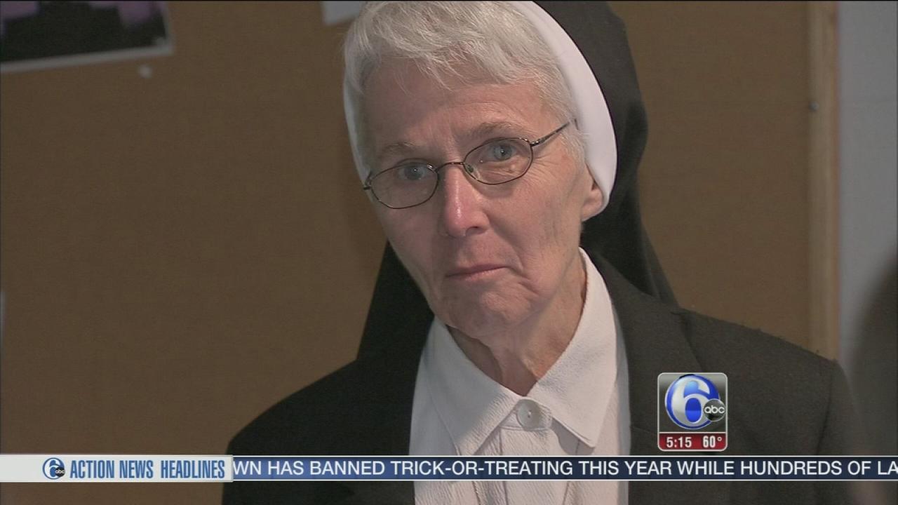 VIDEO: New president taking the helm at Holy Family Univ.