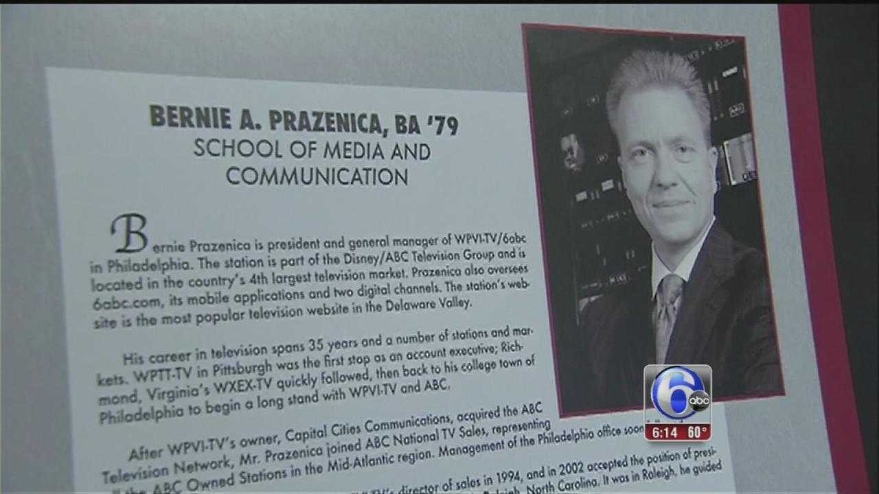 VIDEO: 6abc president inducted into Temples Gallery of Success