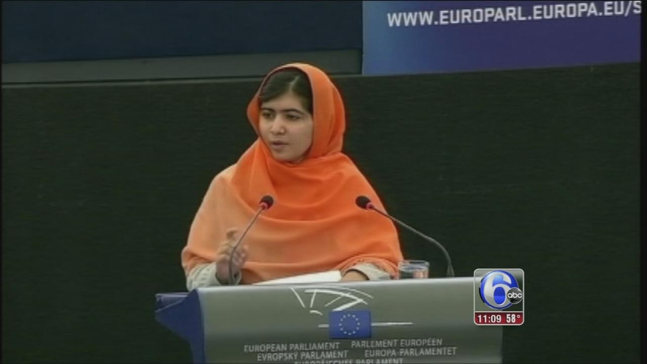 VIDEO: Malala, Satyarthi win Nobel Peace Prize