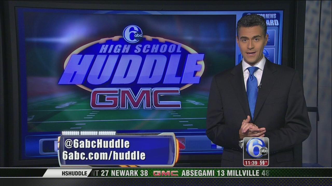 VIDEO: High School Huddle 2014: Week 7