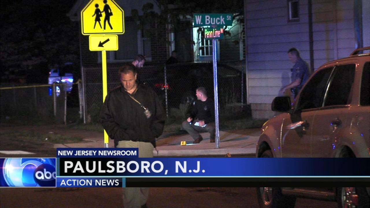 5 hurt after gunmen open fire in Paulsboro, NJ