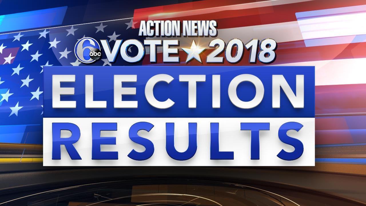 2018 Pa. Primary Election Results | 6abc.com