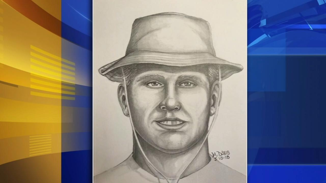State police release sketch of Perkiomen Trail flasher