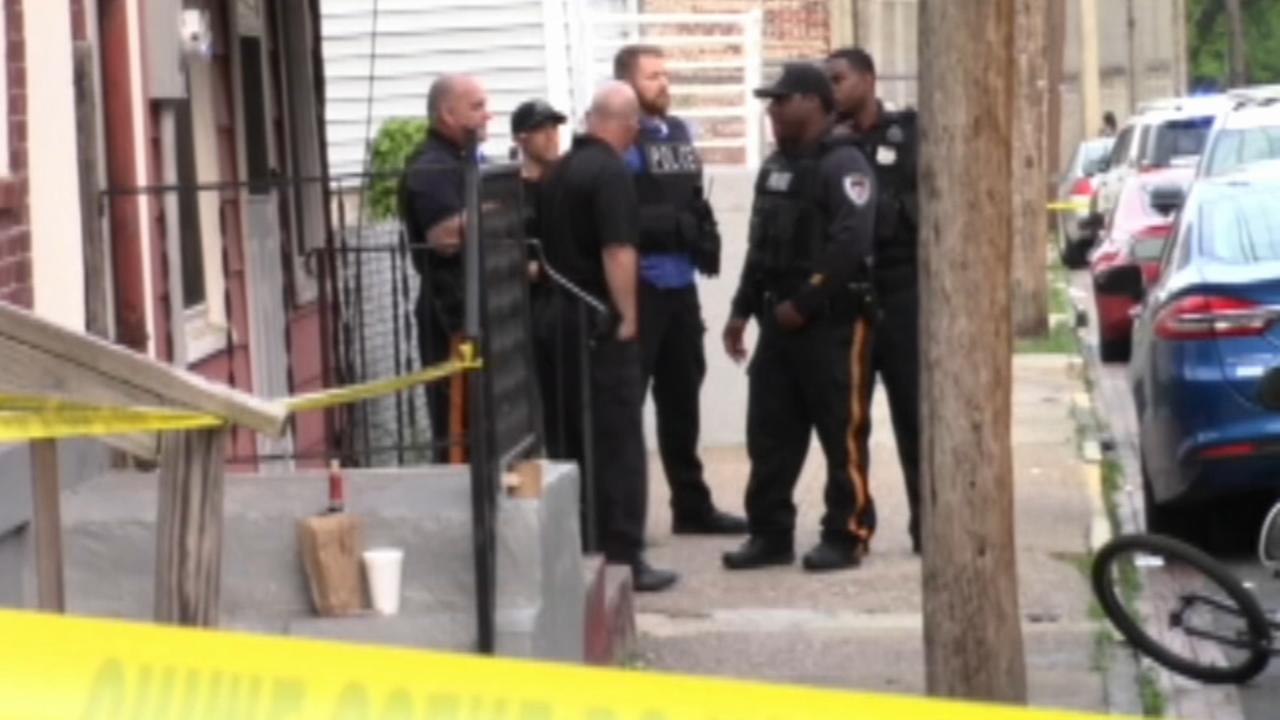 Triple shooting in Trenton