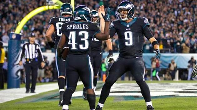 Fantasy football: With Darren Sproles out, Wendell Smallwood's production  could explode