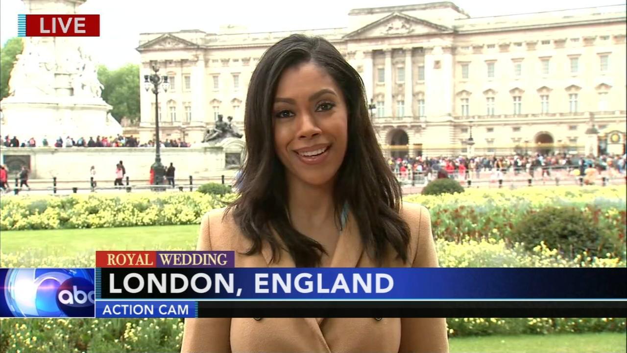 Shirleen Allicot reports from London
