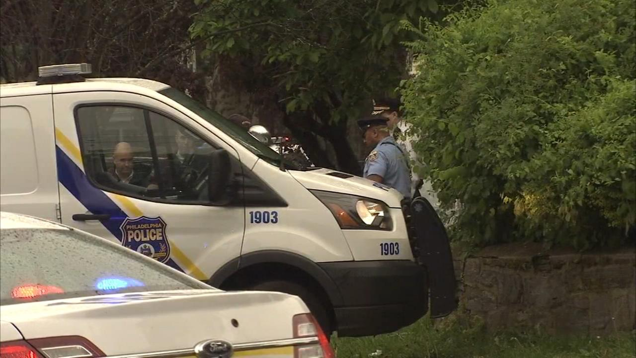 RAW VIDEO: Man shot and killed in Overbrook