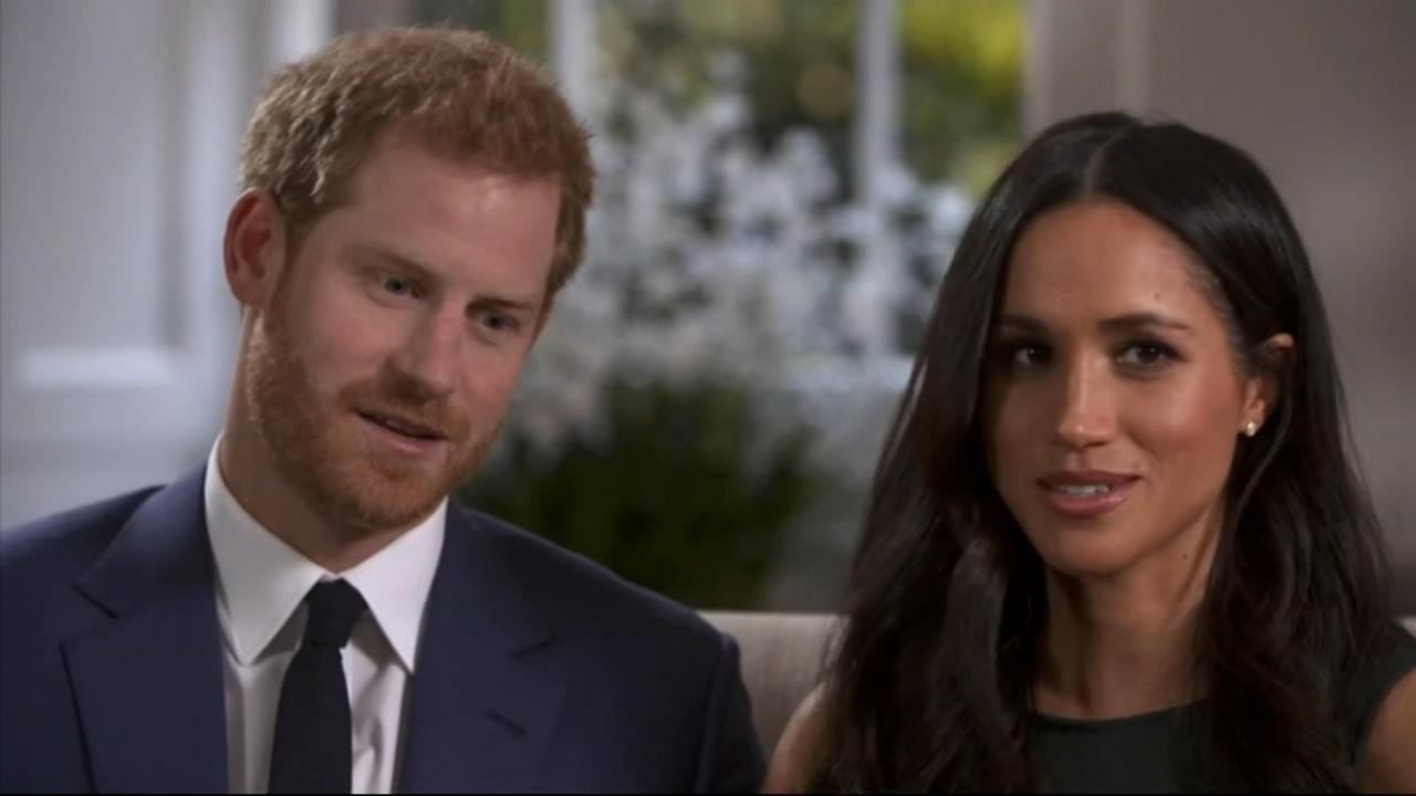 Countdown to the royal wedding