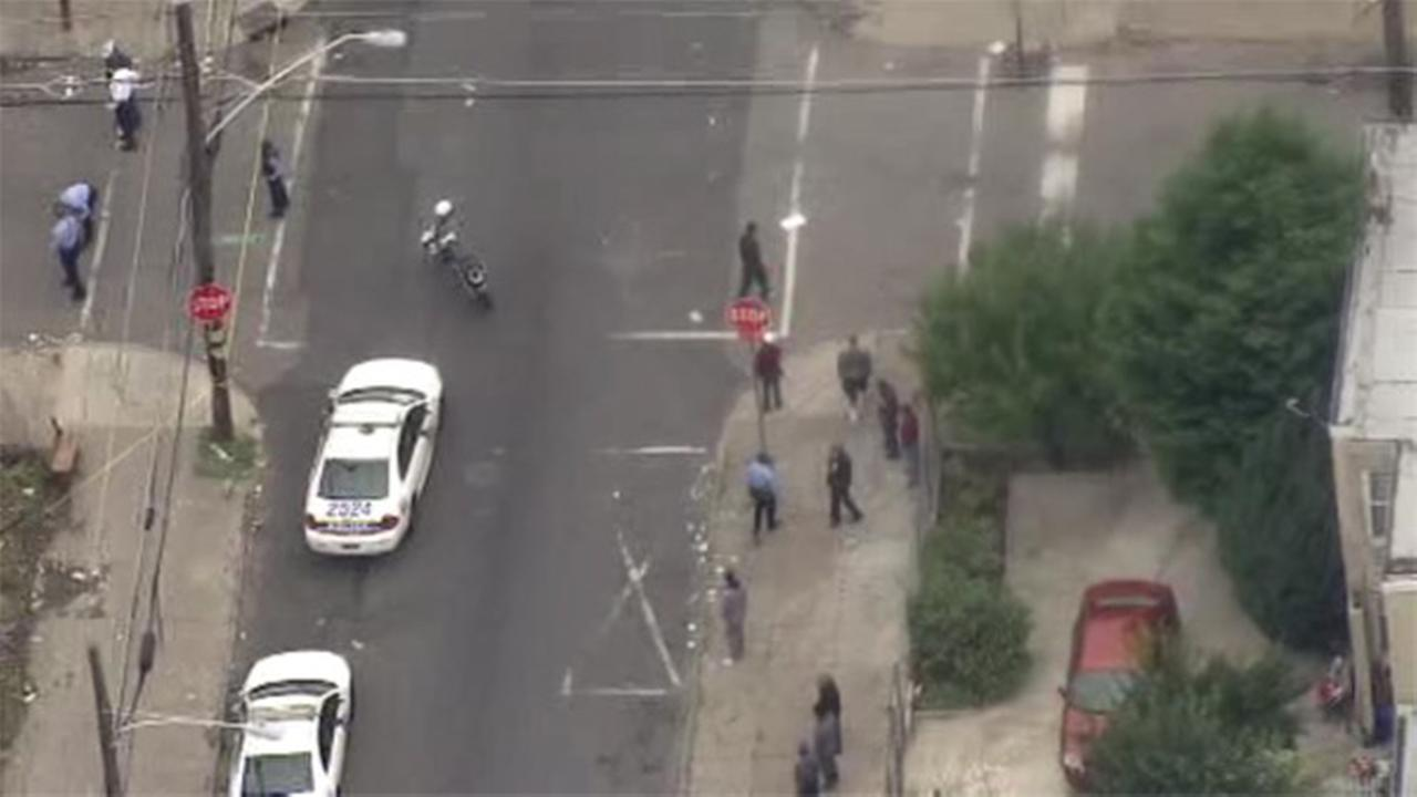 Man hospitalized after being shot 6 times in North Philadelphia
