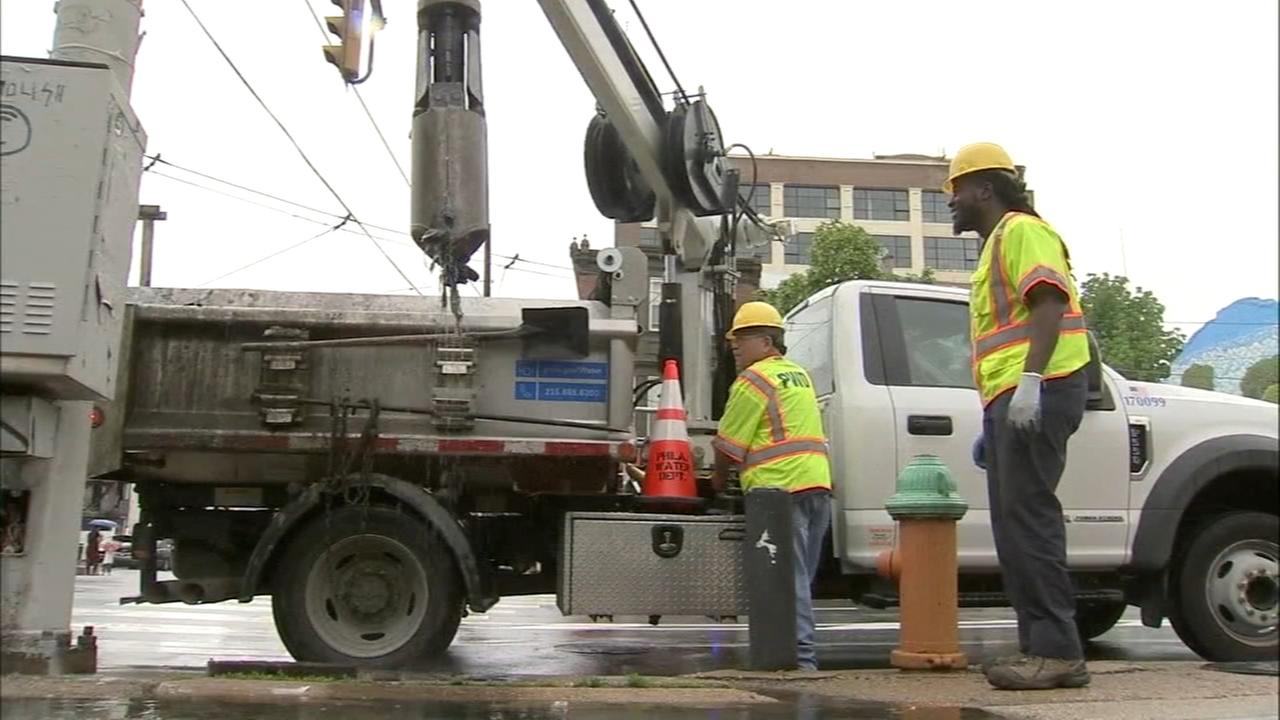PennDOT and city crews prepare for storms