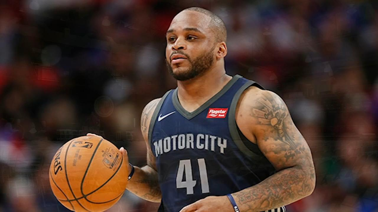 NBA player, Jameer Nelson keeps a promise to family