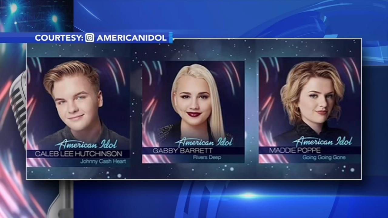 American Idol finalists preparing for star-studded finale