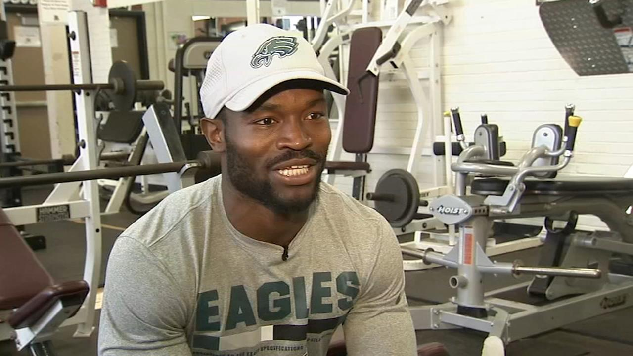 Former Radnor H.S. football player makes the Eagles roster