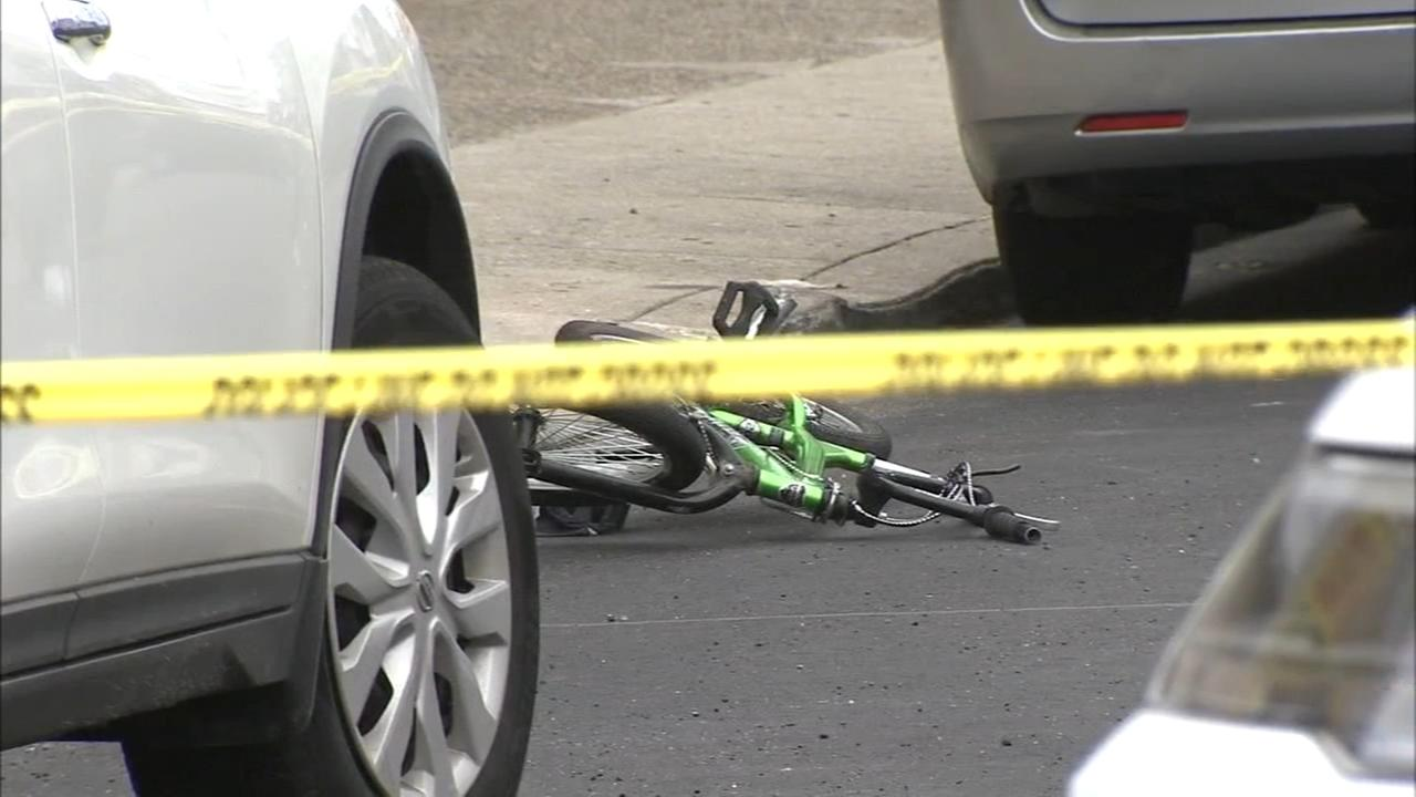 Boy, 11, dead after hit-and-run in South Philadelphia